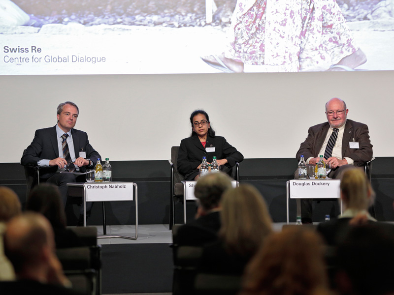Panel discussion at the Expert Forum on health risk factors in rapidly changing economies