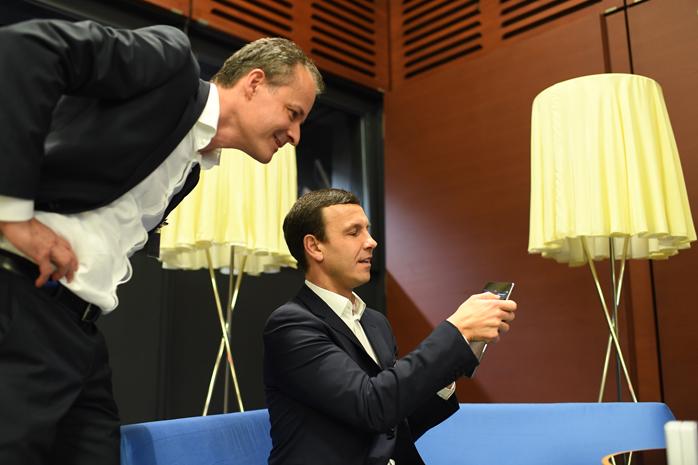 21.11.2016; Rueschlikon; Swiss Re - Risk Talk on smart homes; © Valeriano Di Domenico